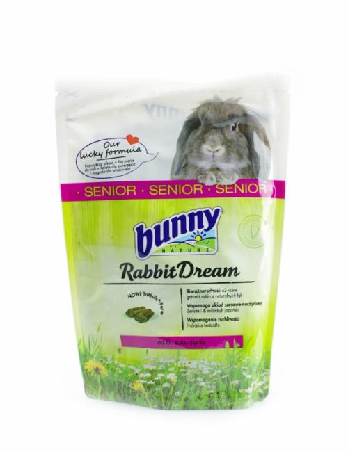 rabbit dream senior granulat dla starszego królika