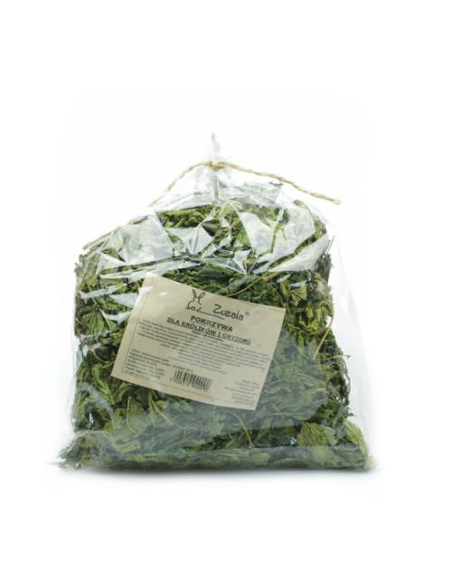 pokrzywa suszona ziele dla królika