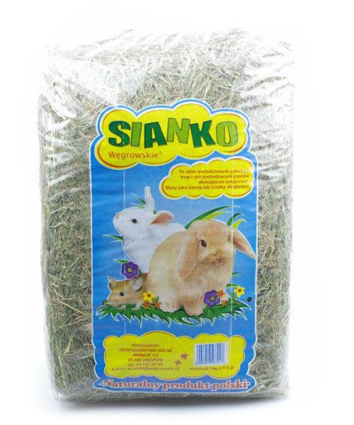 sianko węgrowskie dla królika