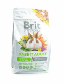 karma brit adult complete dla królika
