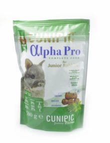 cunipic alpha pro junior dla młodego królika