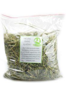 mieszanka ziołowa dla królików