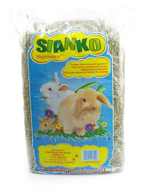 sianko węgrowskie małe dla królika