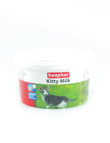 preparat mlekozastępczy dla kociąt