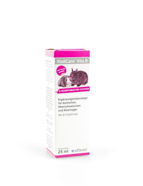 rodi care witamina b dla królików